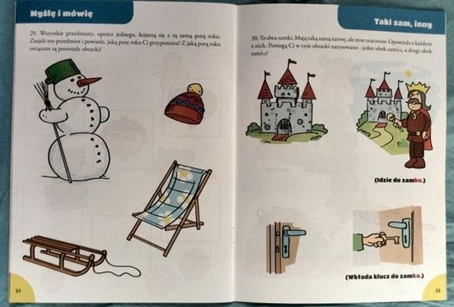 Kiedy do zamku, a kiedy do zamka – Bożena Senkowska wzbudza refleksje metajęzykowe u przedszkolaków